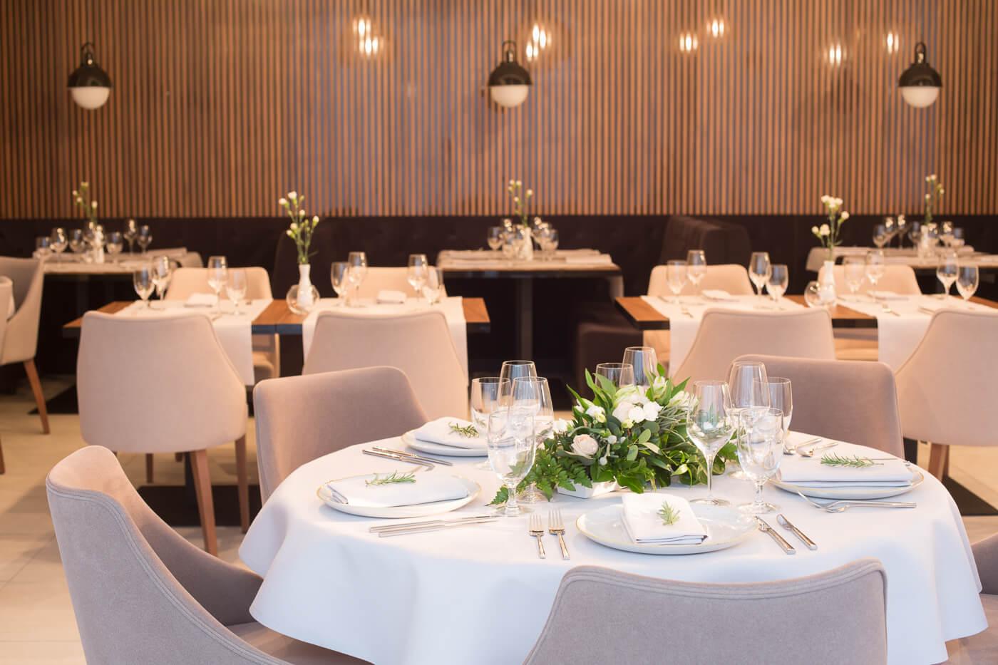 Restauracja Four w centrum Krakowa