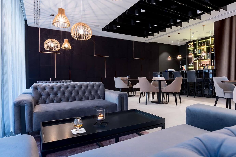 Grand Ascot lobby bar