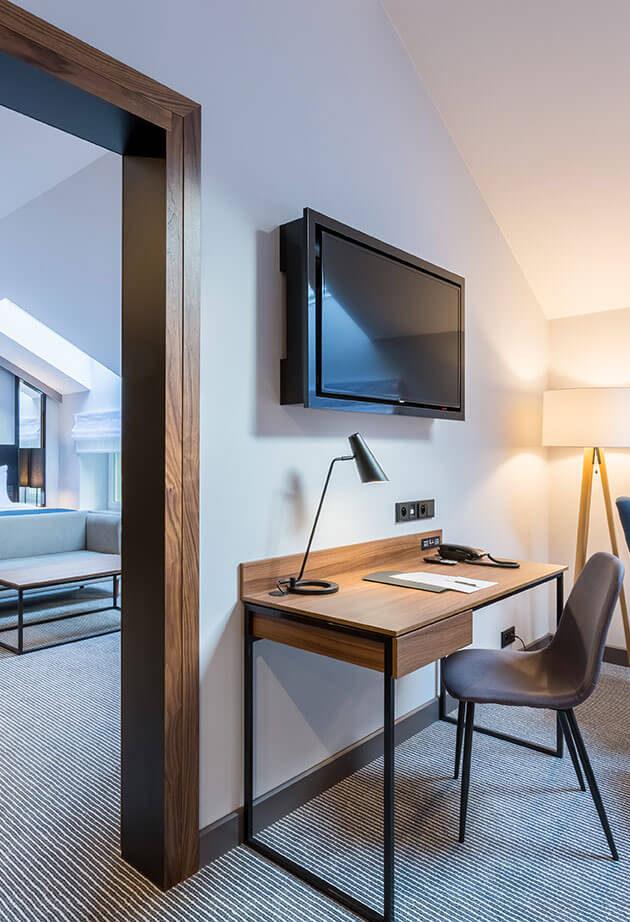 Grand Ascot Hotel apartments