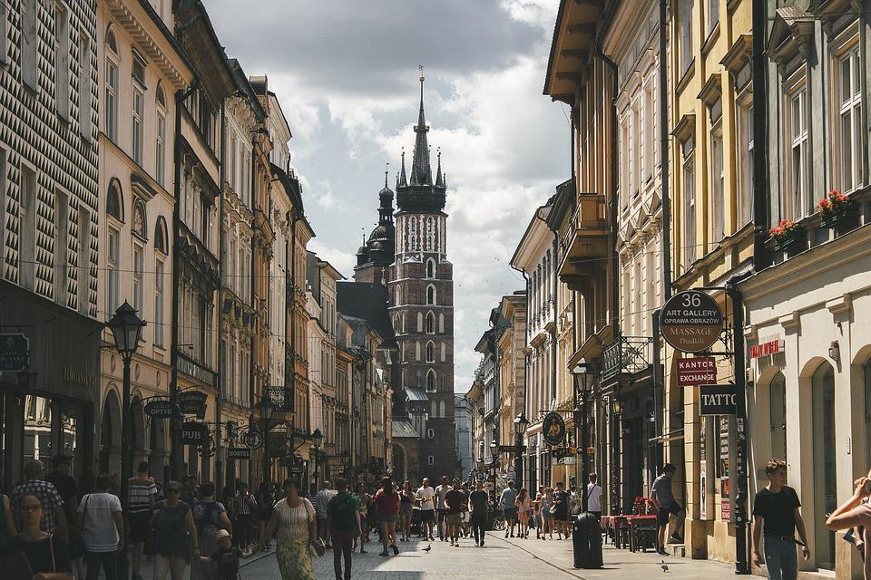 Ulica Krakowa