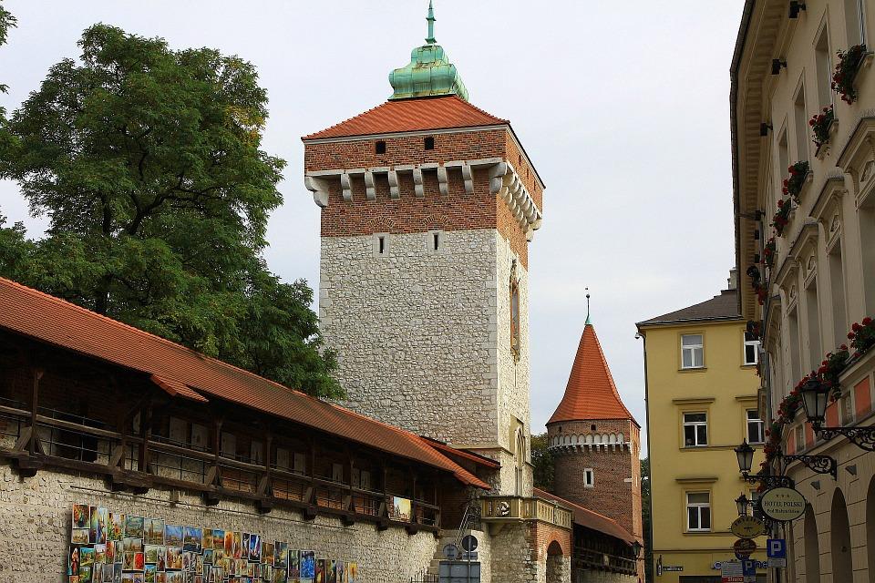 Baszta w Krakowie