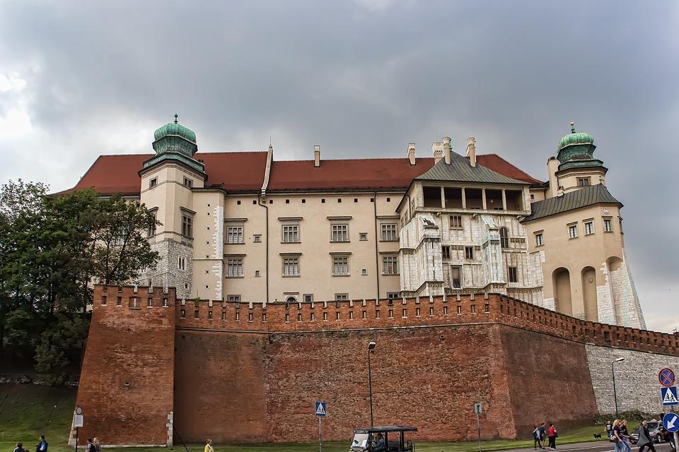 Co zwiedzić w Krakowie - opactwo benedyktynów tynieckich