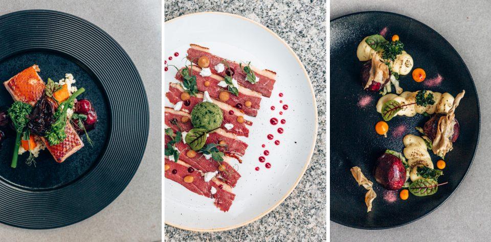 Pyszne dania w Restauracji Four