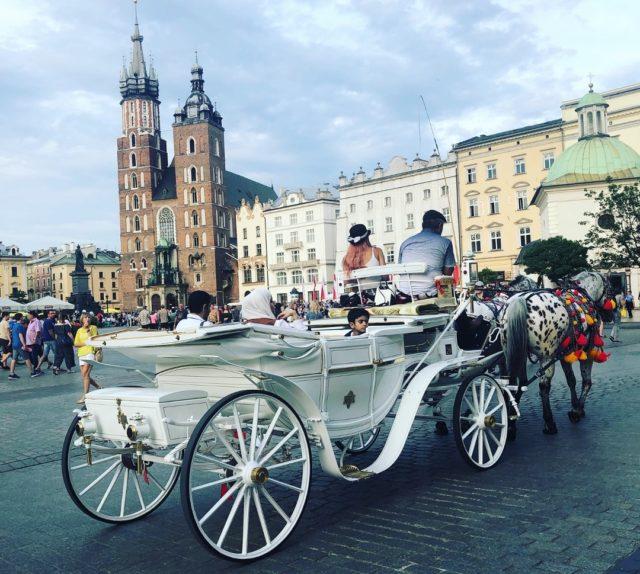 Kosciol Mariacki w Krakowie