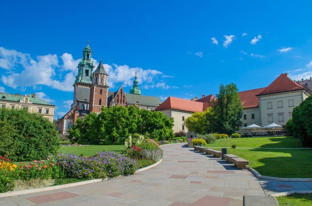 Muzeum - Zamek Królewski na Wawelu w Krakowie