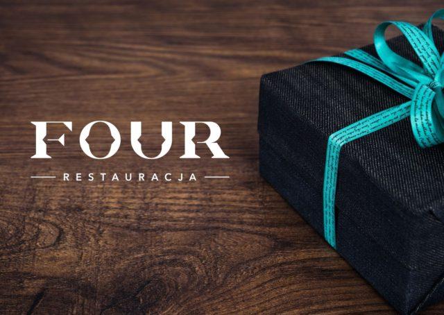 Voucher do restauracji Four